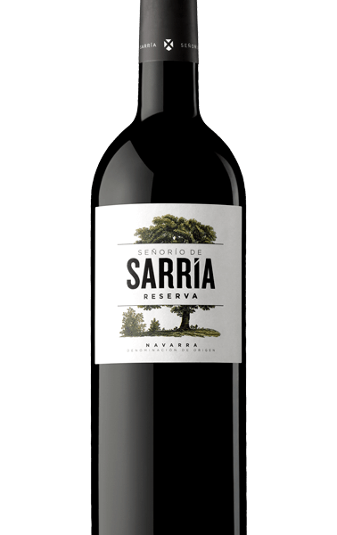 Señorío de Sarría Reserva - D.O. Navarra